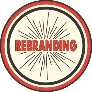 rebranding your web site
