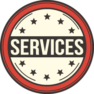 small business web services logo