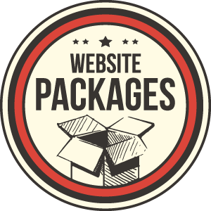 web site design packages icon